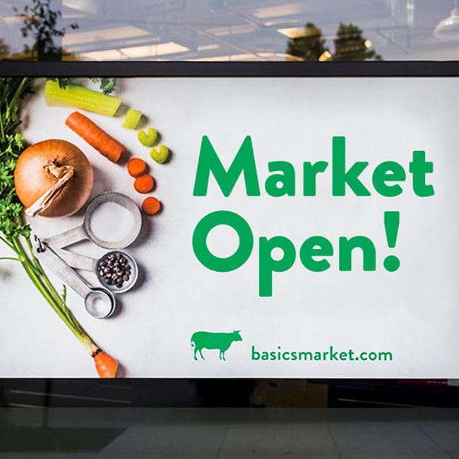Reinventing the Basics: A Successful Launch for a Revolutionary Grocery Store image